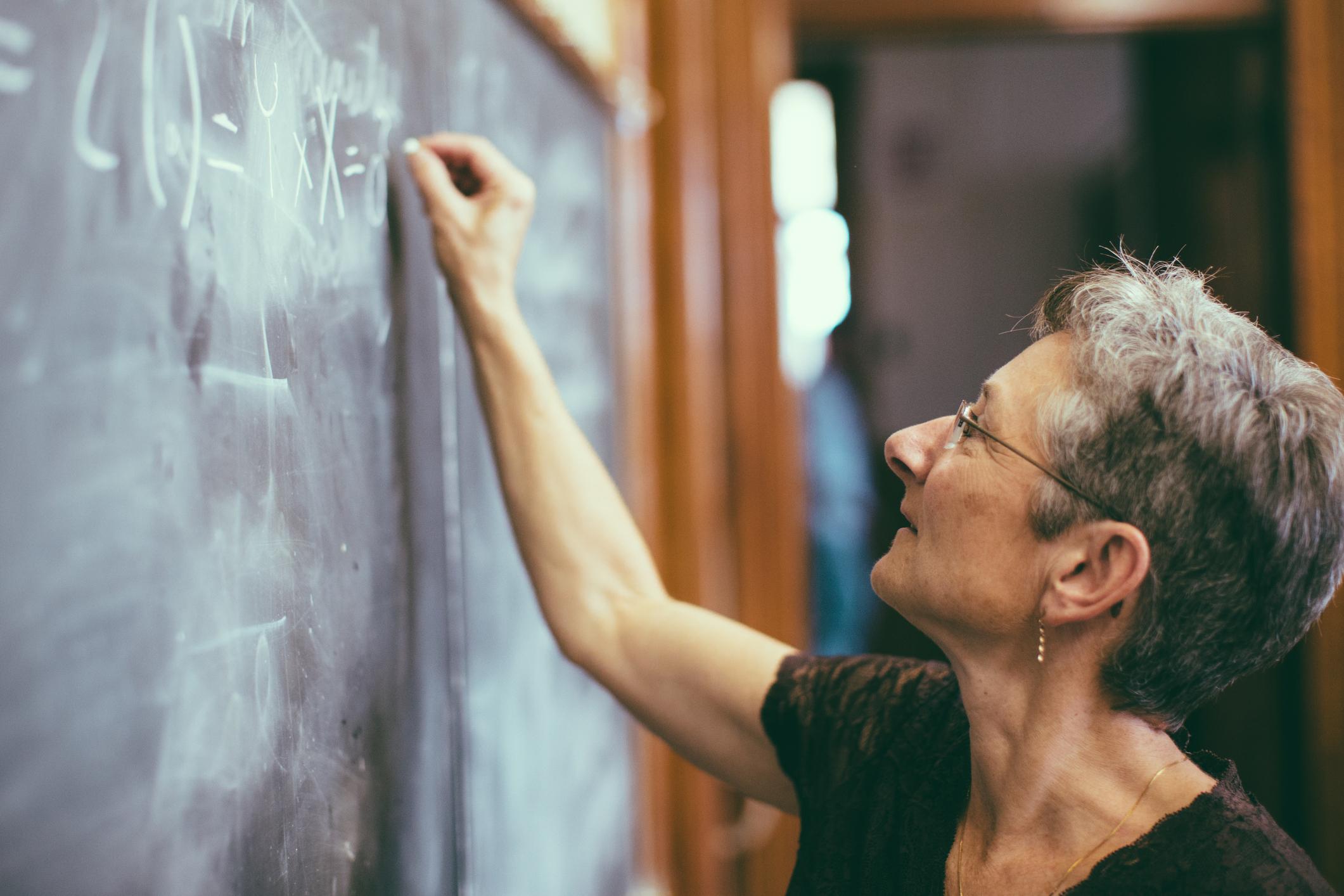 Nauczyciel w czasach powojennych